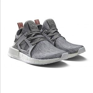 Adidas NMD XR1 Glitch Grey - Women's size 5